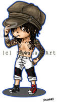 Tommy Lee Chibi