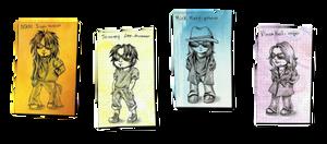 Motley Crue Cards