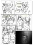 Vampire in LA page 1