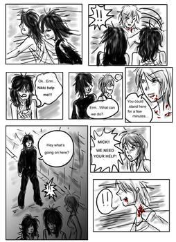 Vampire in LA page 6