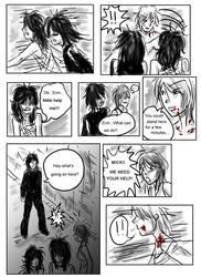 Vampire in LA page 6 by SavanasArt