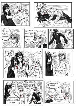 Vampire in LA page 7