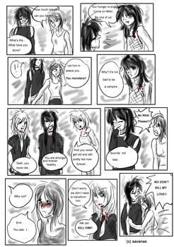 Vampire in LA page 8
