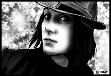 AT - Synyster Gates by SavanasArt