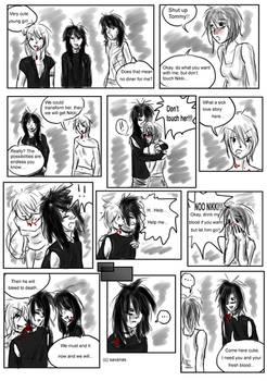 Vampire in LA page 9