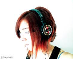 Headphones 3 by SavanasArt