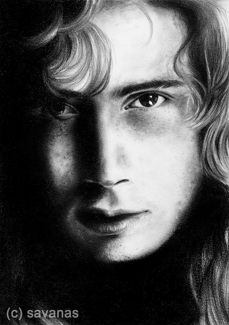 Dave Mustaine 3 by SavanasArt