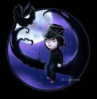 Happy Halloween by SavanasArt