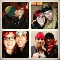 with Steel Panther by SavanasArt