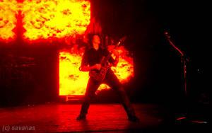 Megadeth live 1 by SavanasArt