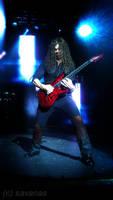 Megadeth live 3 by SavanasArt