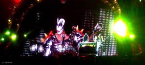 Kiss live 1 by SavanasArt