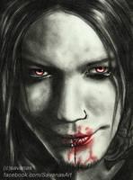 Vampire Ashba by SavanasArt