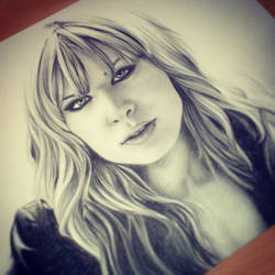 Orianthi by SavanasArt
