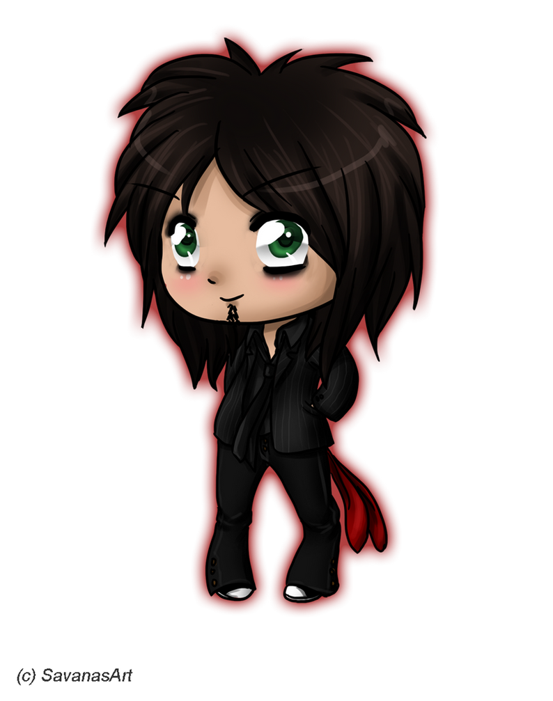Nikki Chibi 4 by SavanasArt