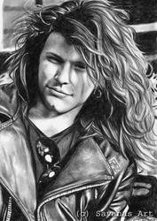 Bon Jovi by SavanasArt