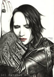 Manson by SavanasArt