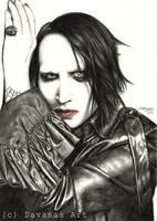 Manson by SavanasArt