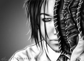 DJ Ashba by SavanasArt