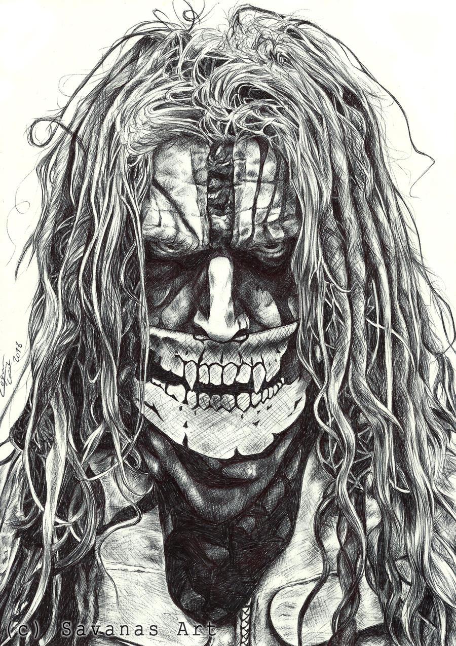 Rob Zombie by SavanasArt