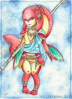 Mipha by SavanasArt