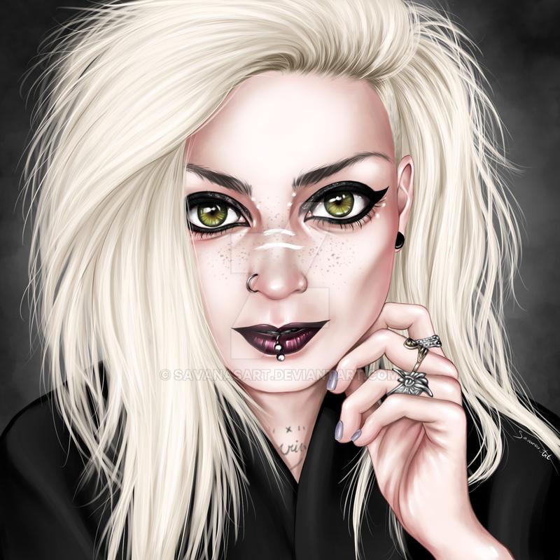 Goblin Queen by SavanasArt