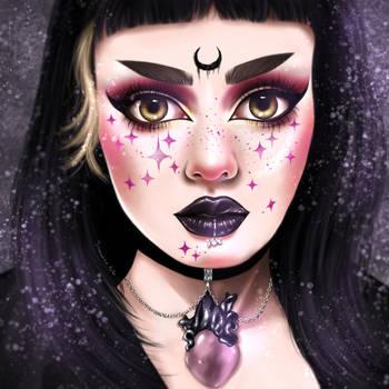 Glitter by SavanasArt