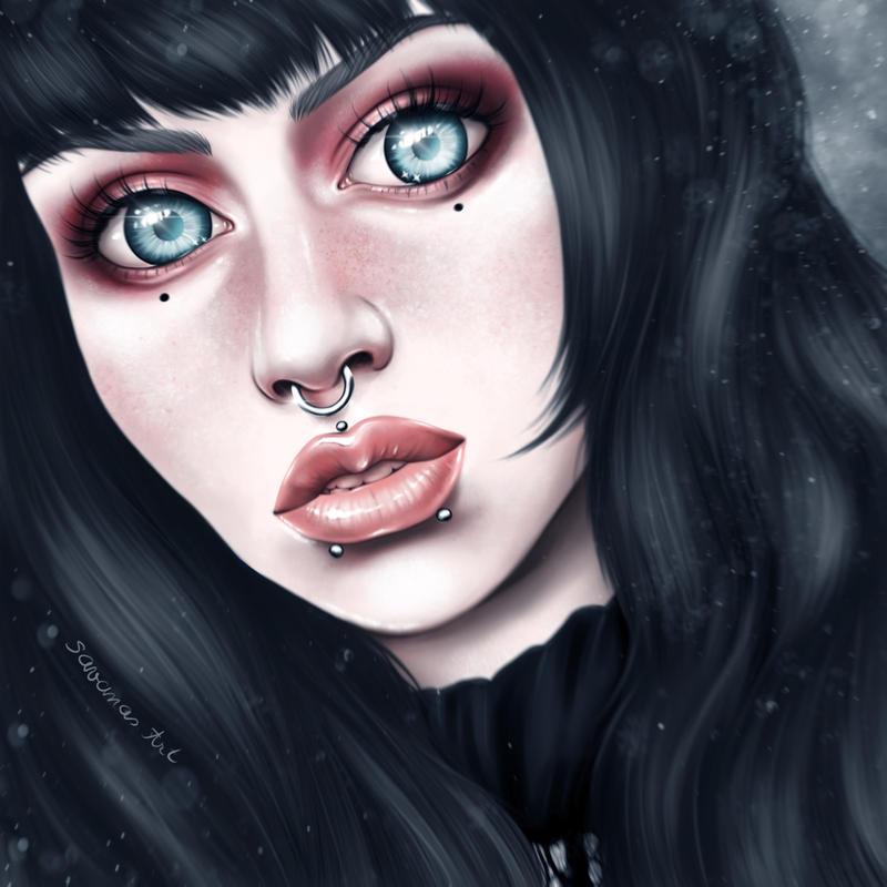 Lou by SavanasArt