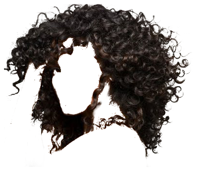 Natural Hair Curl Pattern