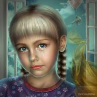Goodbye, childhood! by SvetlanaKLimova