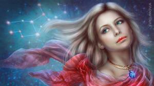 Virgo by SvetlanaKLimova