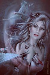 Under their wings' swish by SvetlanaKLimova