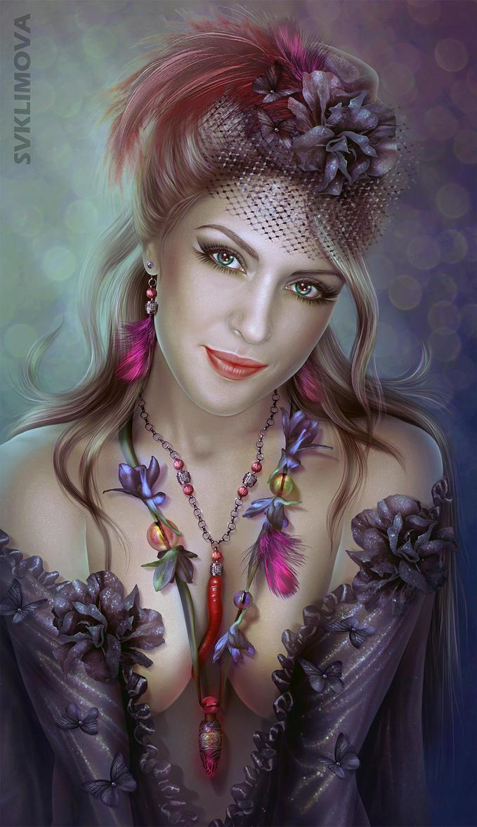 Maria by SvetlanaKLimova