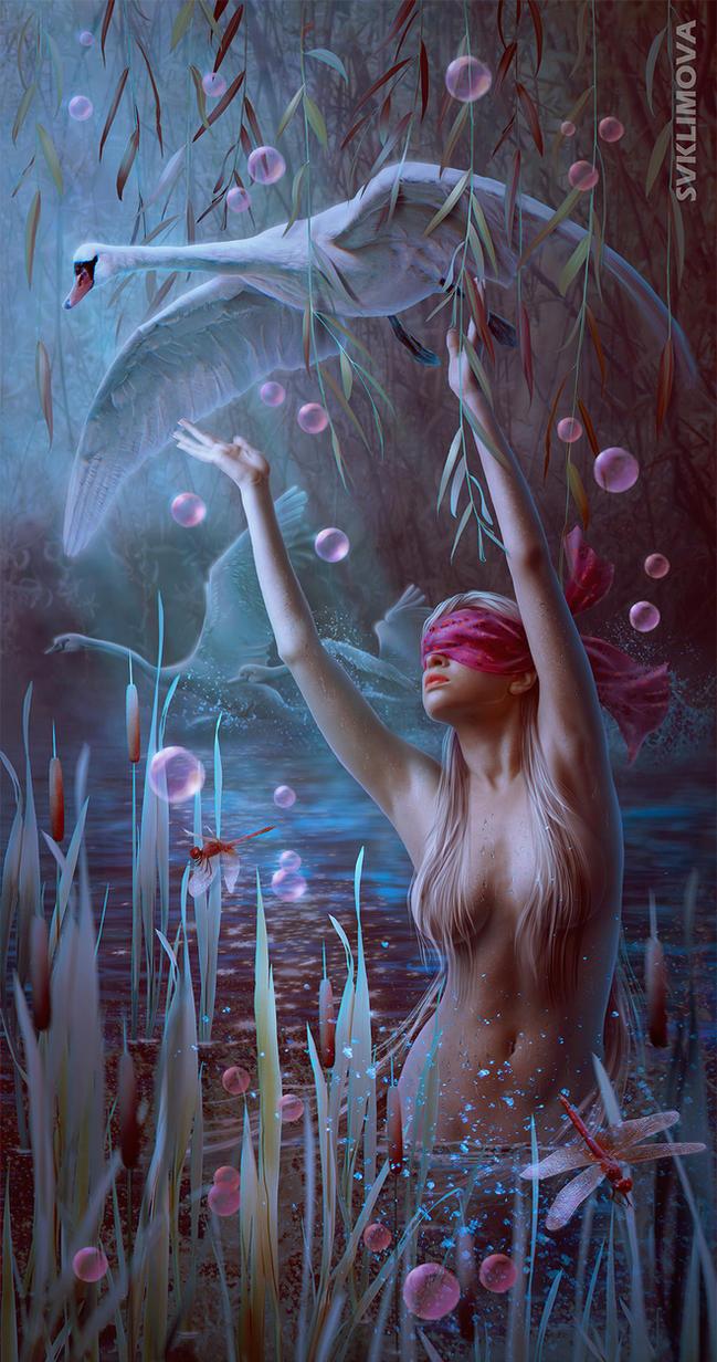 Memories the ghosts by SvetlanaKLimova