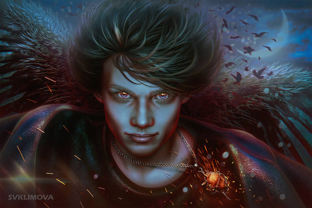 Dark Angel by SvetlanaKLimova