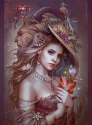 The Scarlet Flower
