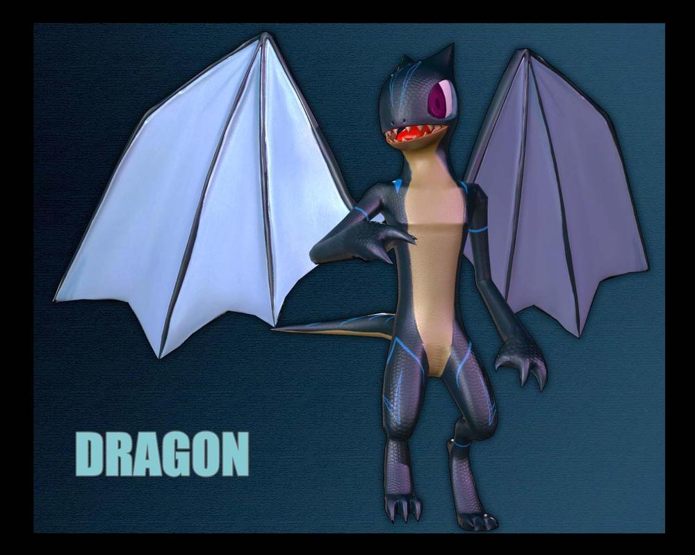 Dragon by betolycan