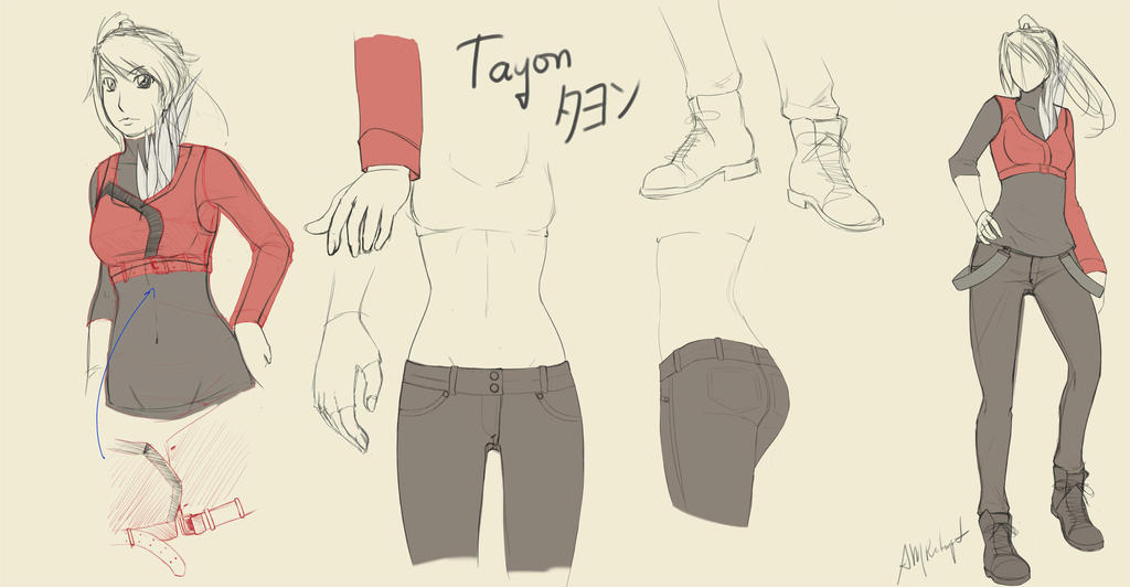 TayonConcept by betolycan