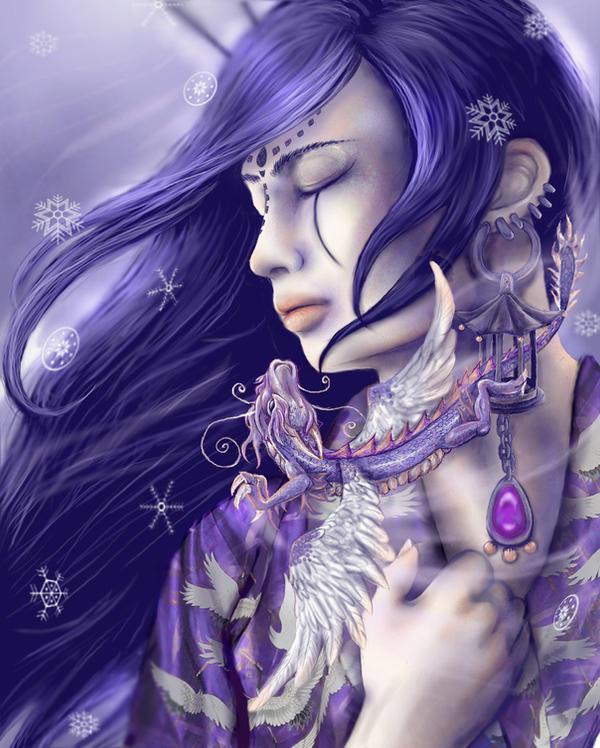 Kana - the dragon lord by RomanticFae
