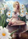 Libra - Pinup Fairy by RomanticFae