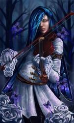 nocturnal requiem by RomanticFae