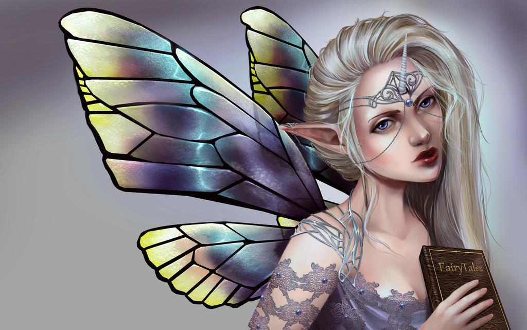 Fairytales by RomanticFae