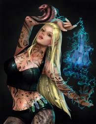 Tattooed Assassin