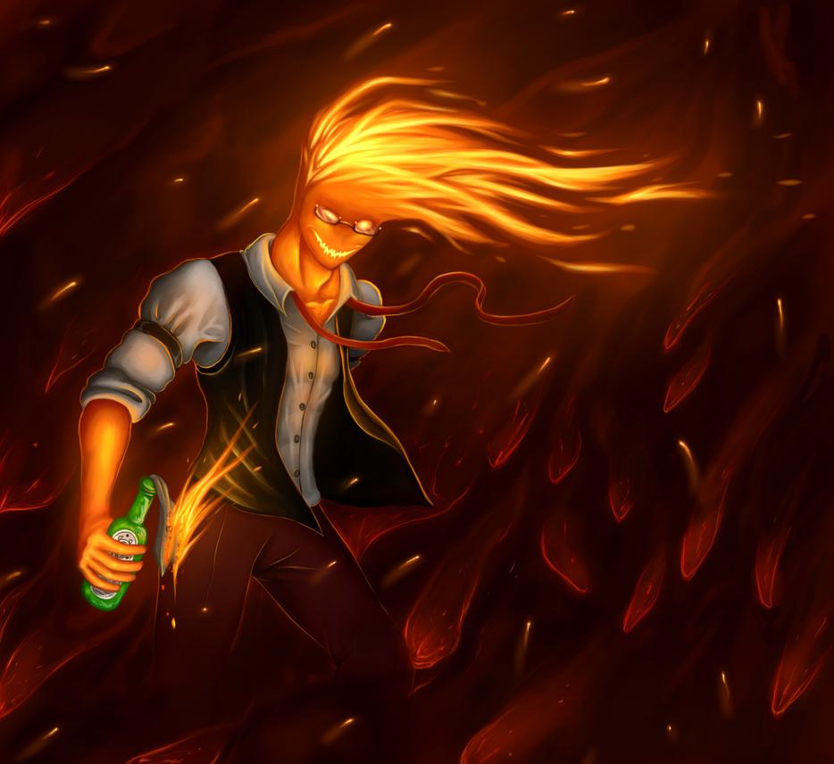 Hellfire by BelieveTheHorror