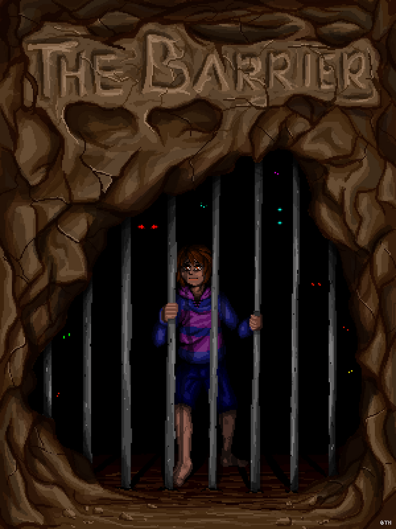 The Barrier Cover by BelieveTheHorror