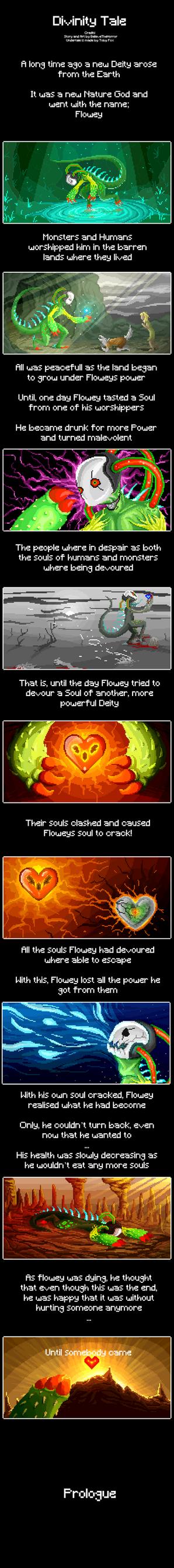 Divinity Tale - Prologue by BelieveTheHorror