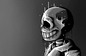 Sans : Experiment gone wrong by BelieveTheHorror