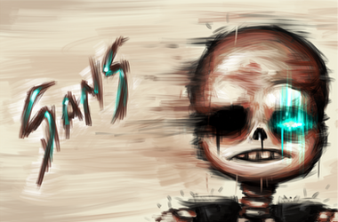 Sans by BelieveTheHorror