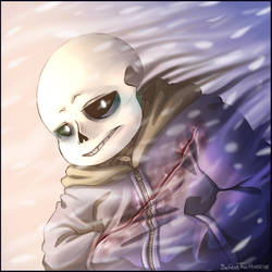 Let's go to Grillby by BelieveTheHorror