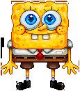 Spongebob - F2U by BelieveTheHorror